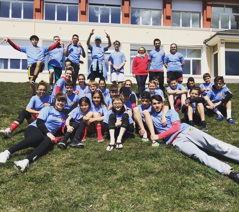 Retour en photos sur le Sainté Spring Camp